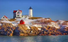 Nubble Light'