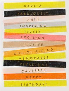 print & pattern blogs, greeting card, colour, autumn, halloween, typography, type, collage, birthday
