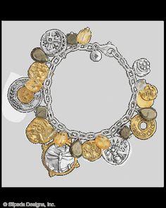 Another bracelet that I love to wear as a necklace as well!! www.mysilpada.com/sandra.spencer