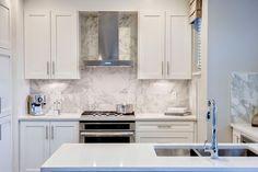 The Social Home: Love it? Large Scale Tile Backsplash