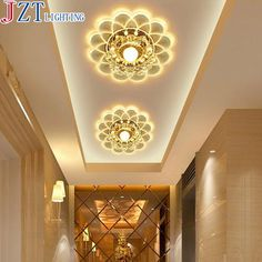 M Best Price LED Crystal Ceiling Lamp Weight Acyrlic Holes 8 Cm Embedded Aisle Lights Corridor Porch Lamp Light Colors, Ceiling Lamp, Lamp, Ceiling Lights, Lights, Porch Lamp, Crystal Ceiling Lamps, Porch, Warm Light