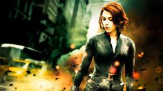 Natasha Romanoff / Black Widow played by Scarlett Johansson in the Avengers Black Widow Film, Black Widow Avengers, The Avengers, Black Widow Scarlett, Black Widow Natasha, Avengers Movies, Avengers 2012, Natasha Romanoff, Scarlett Johansson