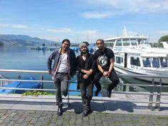 DEMIAN BAND in Switzerland.