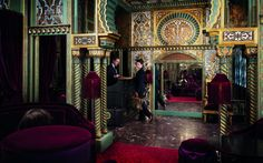 Oriental-style, Parisian-style or...If you are lovers of the legendary Montmartre district, you may appreciate to stay in a hotel as discreet as mysterious. Behind a facade lit by red lanterns, the Maison Souquet reserve its luxury for the initiated!... This old brothel dating of the Belle Epoque with its oriental decor is now a luxury hotel, magnified by the work of famous French designer Jacques Garcia. He restored the place, its mystery and exoticism, while bringing elegance and luxury to…