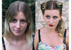 Laura Vintage Makeover. by JessieOctober.deviantart.com on @DeviantArt