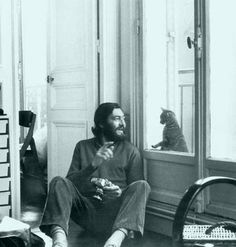 Julio Cortazar: cat people.