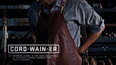 CORDWAINER ~ noun Shoemaker trained in the traditional methods of designing & forming footwear fro. Leather Diy Crafts, Leather Craft, Make Your Own Shoes, Leather Tutorial, Modern Crafts, Shoes Photo, Leather Tooling, Leather Shoes, Me Too Shoes