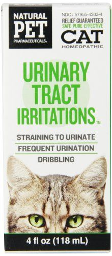 Natural Pet Pharmaceuticals by King Bio Urinary Tract Irritations Control for Cat 4Ounce * Click image for more details.(This is an Amazon affiliate link)