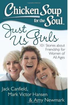 """#GIVEAWAY: Win Book """"Chicken Soup for the Soul: Just Us Girls"""" 2 Winners US/CAN (Ends 2/26)"""