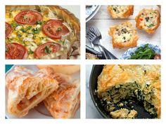 Zalivena pita sa višnjama | recepti | English food, Pie, Food recipes