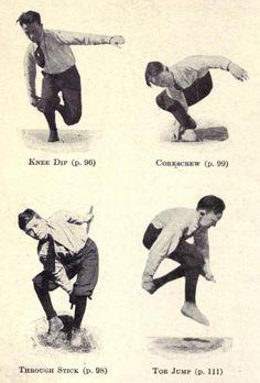 Early-Twentieth-Century-Break-Dancing-Instruction-Manual... I always wanted to learn how to break dance