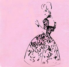 60s Vintage Sewing Pattern STUNNING Bell by allthepreciousthings, $85.00
