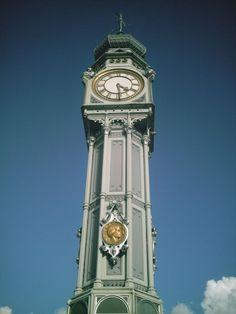 Clock Square, Belém-PA, Brazil