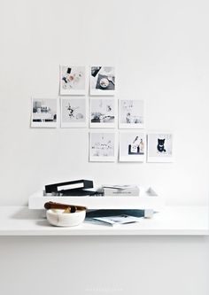 A simple way to display a montage of photos | SANDFELD ▲ STYLE