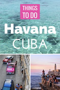 Looking for things to do in Havana Cuba? Well, my international-hopping friends, you're in the right place! Read on for some of the best things to do during a long weekend in Havana