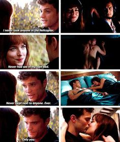 Firsts #FiftyShades