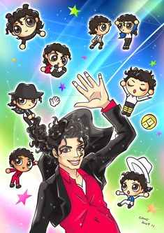 < omg, what a creative title! *sarcasm* I decided to color some doodle of mine, cuz I was kinda tired of. coloring another draw. Michael Jackson Doll, Michael Jackson Drawings, Michelangelo, Mj Kids, Boys, King Of Music, Jackson Family, The Jacksons, Loving U