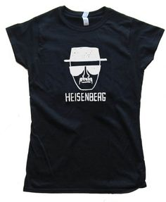HEISENBERG T_SHIRT - Breaking Bad