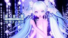 Sekiranun Graffiti (積乱雲グラフィティ) feat. Hatsune Miku | Project DIVA Arcade ...
