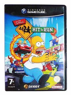 Buy The Simpsons Hit & Run Gamecube Australia