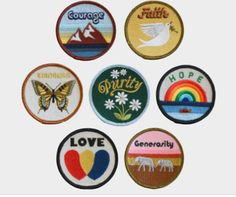 Patches by The Novogratz...