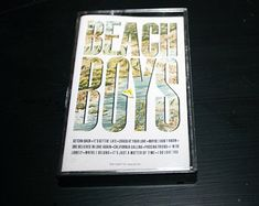 Beach Boys Cassette Audio Tape Self Titled 1985 Brothers Records - Edit Listing - Etsy