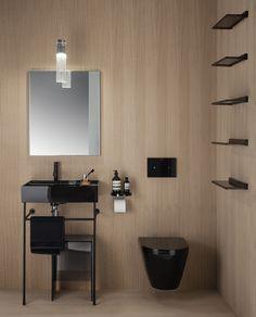 Ванная комната от Laufen + Kartell.