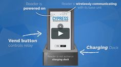 Get flexibility, convenience, and an additional layer of access control security with the Cypress Handheld Wireless Reader.   Learn more: http://cypressintegration.com/handheld-reader/