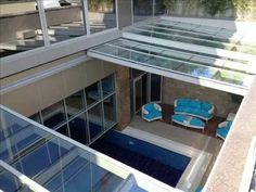Retractable Pool Enclosures - www.erbiryapi.com.tr - Glass Pool Cover -Swimming Pool Enclosure - YouTube