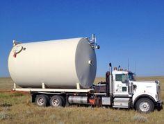 Oilfield trucking.