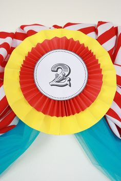 """Photo 1 of 14: Circus Party / Birthday """"Twins 2nd Birthday"""" 