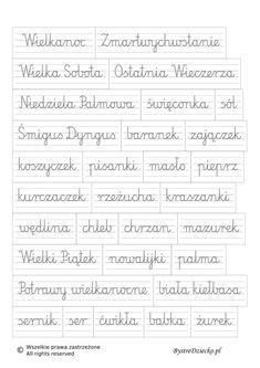 Polish Language, Kindergarten Math, Asd, Handwriting, Poland, Classroom, Education, Math Equations, Children