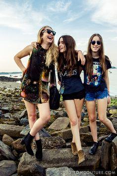 Haim; love their style
