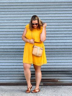 In Kinsey's Closet| Mellow Yellow