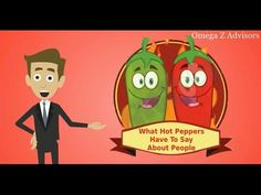 What Hot Peppers Say About People's Personalities