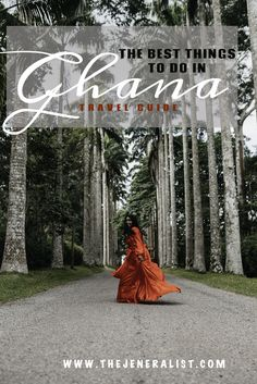 Ghana is West Africa's Golden child. There are tons of incredible places to see in Ghana, including the Volta Region, Cape Coast and the Kakum National Park Ghana Travel, Africa Travel, Places To Travel, Places To See, Travel Destinations, Stuff To Do, Things To Do, West Africa, Kenya Africa