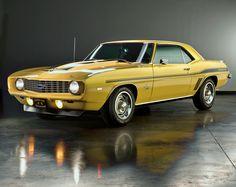 1969 Chevrolet Chevelle Yenko #Rare #ThrowbackThursday