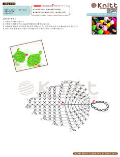 니뜨(knitt) [(무료도안) 나뭇잎 수세미] Freeform Crochet, Crochet Diagram, Knit Or Crochet, Irish Crochet, Crochet Motif, Crochet Hooks, Crochet Feather, Crochet Butterfly, Crochet Leaves