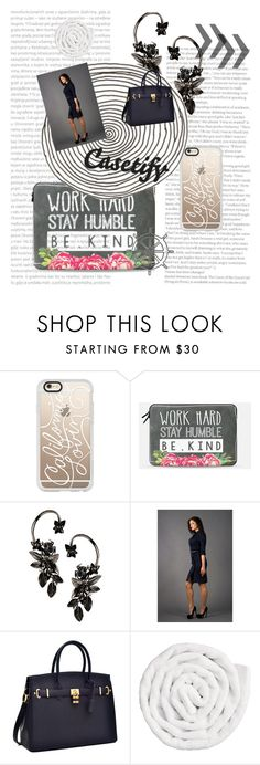 """Casetify 3"" by spolyvore1 ❤ liked on Polyvore featuring Casetify, Roberto Cavalli, Oris and VIPP"