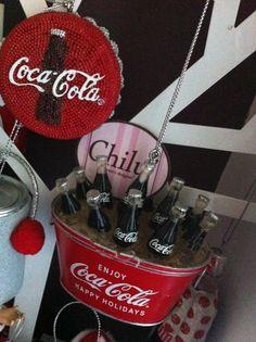 Decorazioni coca cola per il tuo Natale
