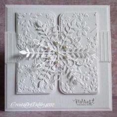 White Snowflake by lynnette