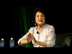 Dolores Huerta: Together, We Can Make a Difference --2012 National Conference