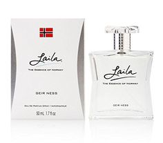 Laila By Geir Ness For Women Eau De Parfum Spray, 1.7-Ounces