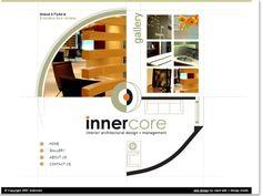 Interior and Exterior website design for Innercore - interior architectural design + management Web Design Studio, Portfolio Web Design, Business Website, Interior And Exterior, Architecture Design, Management, Digital, Architecture Layout, Architecture Illustrations