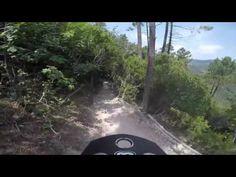 Finale Ligure Pian Merlino Mtb - YouTube