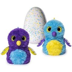 Hatchimals Glittering Garden-Hatching Egg-Interactive Shimmering Draggle