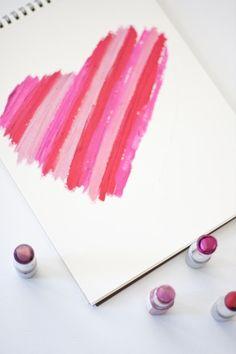 Lipstick Art-6