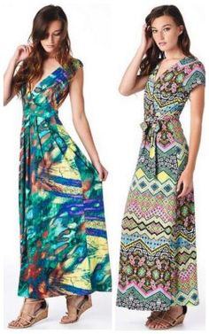 I can't get enough of these! Long Maxi dress.  I love maxi skirts and dresses. Modest dress for the spring and summer