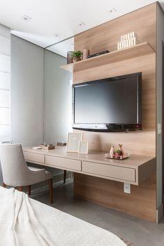 Master Bedroom Interior, Room Design Bedroom, Room Ideas Bedroom, Home Room Design, Small Room Bedroom, Home Decor Bedroom, Home Living Room, Study Room Decor, Teen Bedroom Designs