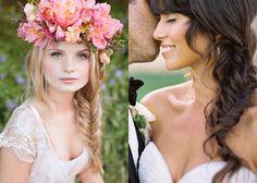 Penteado para casamento - Tranças para Noivas e Madrinhas